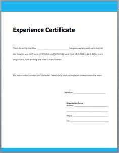 How to Write a Letter Requesting Work Experience
